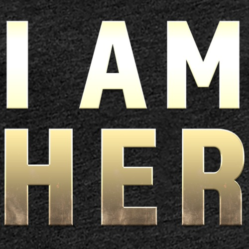 I AM HER - Frauen Premium T-Shirt