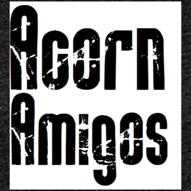 acorn amigos badge