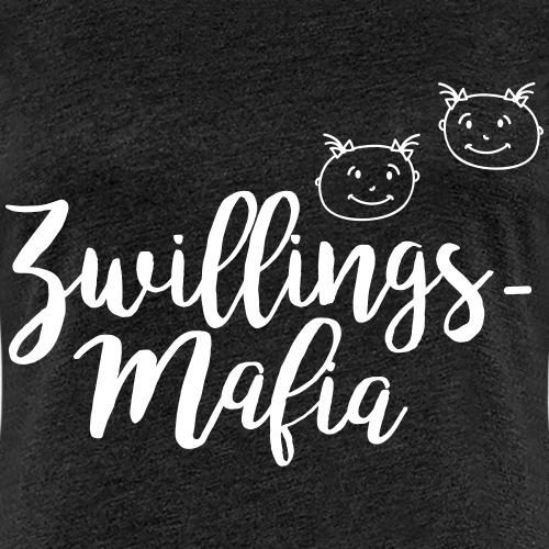 Zwillingsmafia Mädchen - Frauen Premium T-Shirt