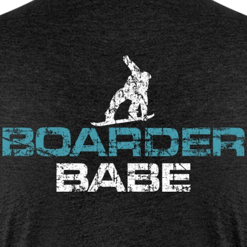 Boarder Babe Vintage White/Blue