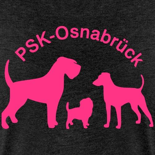 PSK-Logo NEON-Edition - Frauen Premium T-Shirt