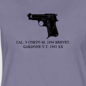 Model 1934 italian military ww2 pistol 34 t-shirt - Women's Premium T-Shirt