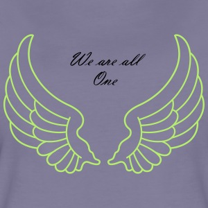 We are all One - Women's Premium T-Shirt