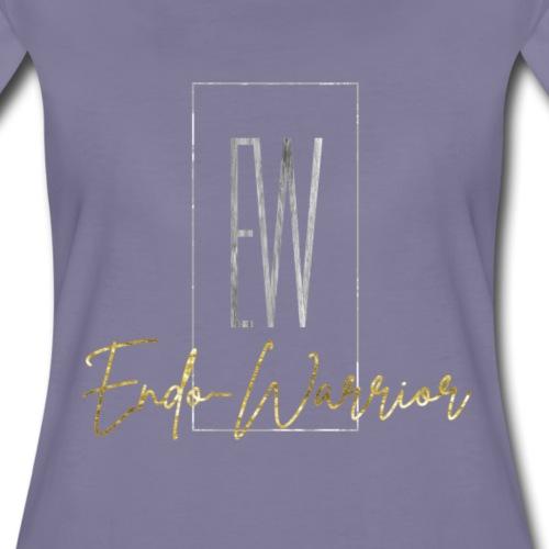 Endo-Warrior Endometriose Awareness Shirt - Frauen Premium T-Shirt