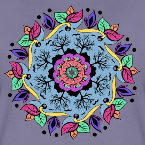 Autumn Mandala - Frauen Premium T-Shirt