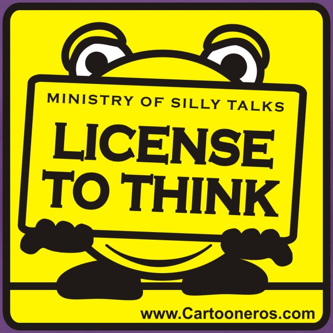 Licence to Think