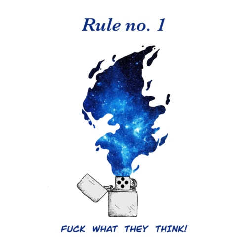 Rule no. 1 - Dame premium T-shirt