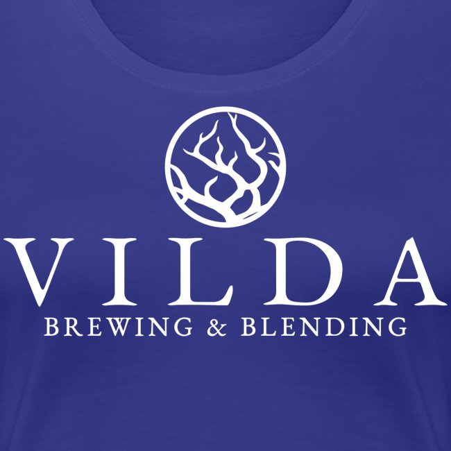 Vilda White Logo