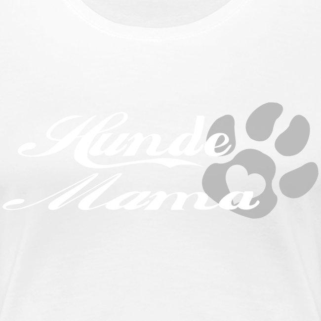 Hunde Mama stolzes Frauchen Hundedame