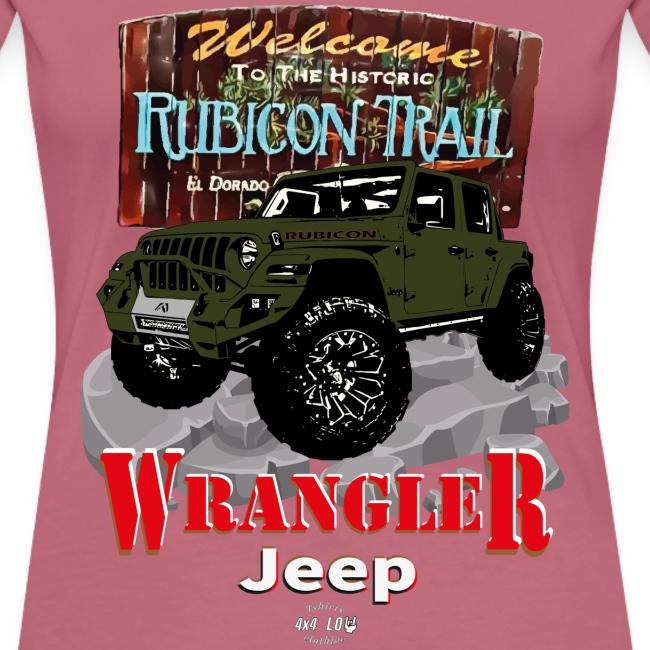 WRANGLER Rubicon Trail