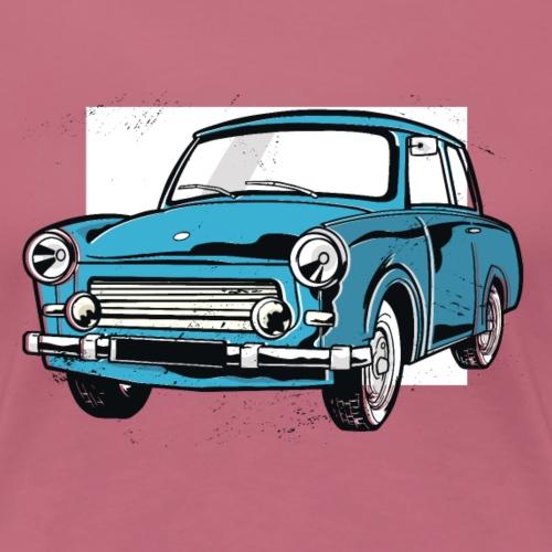 Trabant 601 (light blue) - Women's Premium T-Shirt