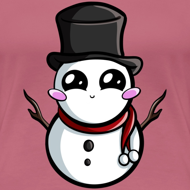 Kawaii Snowman !