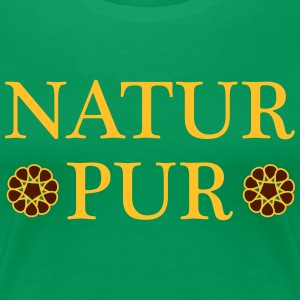 pure nature - Women's Premium T-Shirt