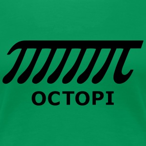 Octopi - Frauen Premium T-Shirt