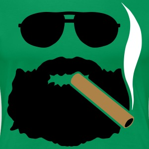 Cigar BARBU - Premium-T-shirt dam