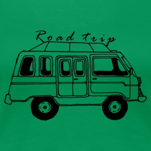 ROAD TRIP - Women's Premium T-Shirt