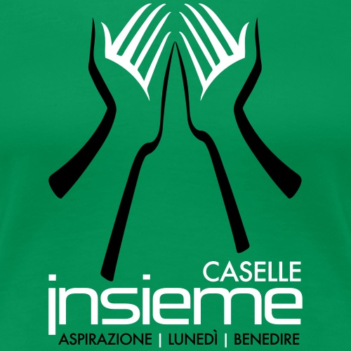 Aspirazione Benedire - Lunedi - Maglietta Premium da donna