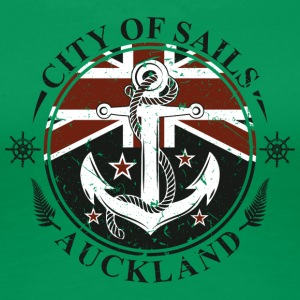 Auckland Final - Frauen Premium T-Shirt