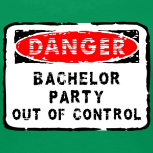 Bachelor Party Out of Control - Frauen Premium T-Shirt