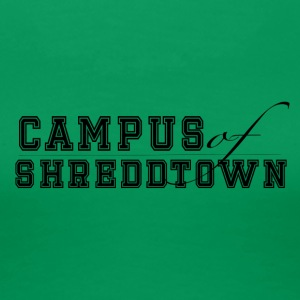 Campus Shreddtown - Dame premium T-shirt