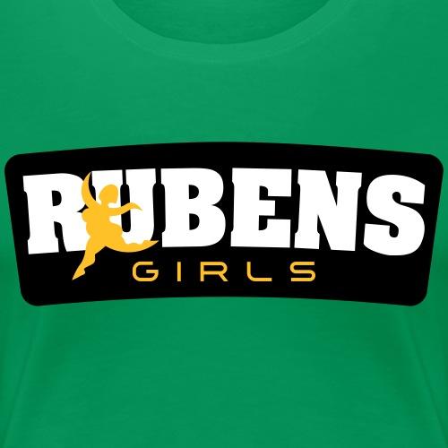 rubens girls - Frauen Premium T-Shirt