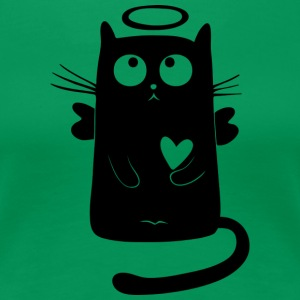 SWEET CAT COLLECTIE - Vrouwen Premium T-shirt