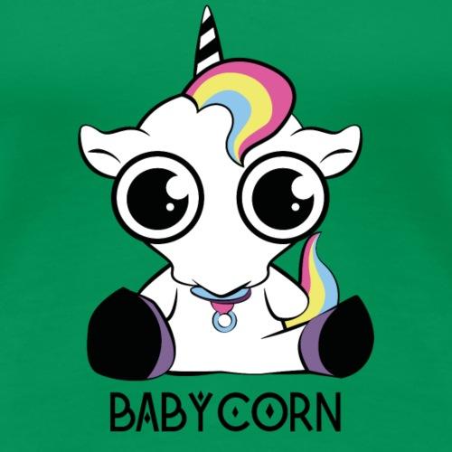 Babycorn - Frauen Premium T-Shirt