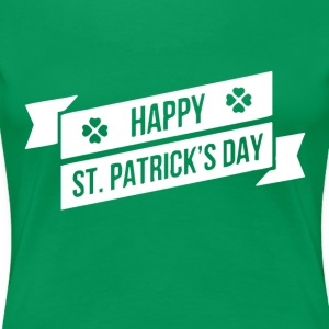 GLAD ST. PATRICKS DAY - Premium-T-shirt dam
