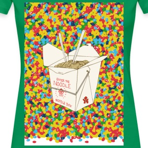 noodle box - Women's Premium T-Shirt