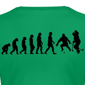 evolution hockey - Women's Premium T-Shirt