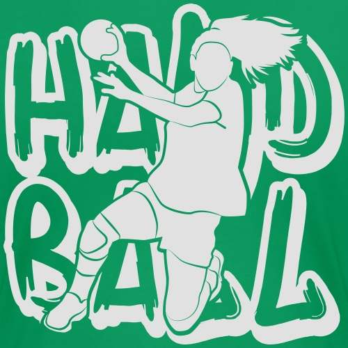TAG HANDBALL F - T-shirt Premium Femme