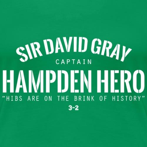 sir-david-gray - Women's Premium T-Shirt