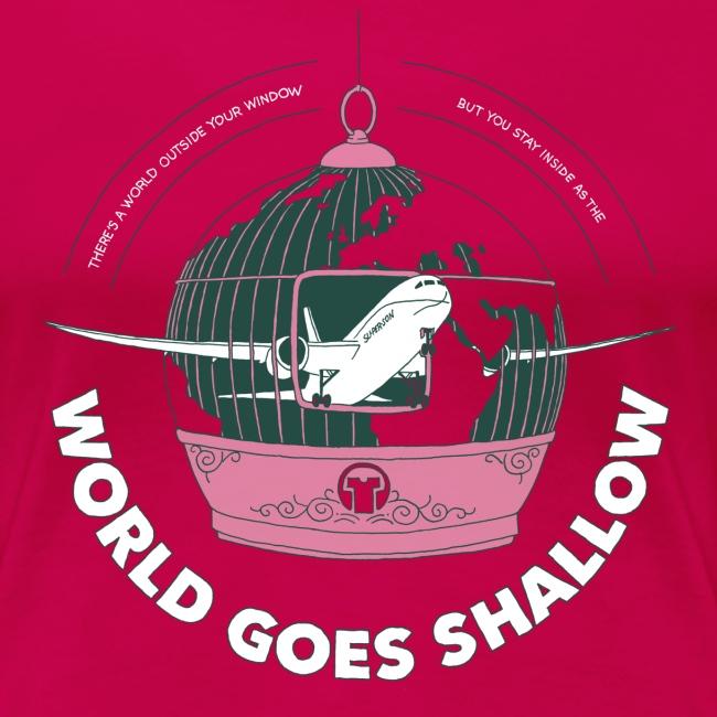WorldGoesShallow print png