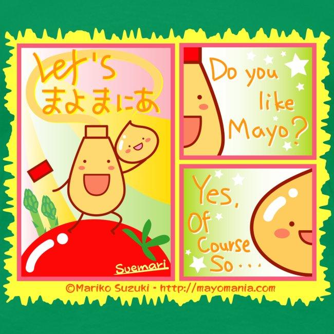 Mayo Comic