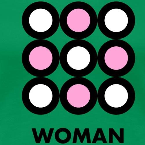 Woman - Maglietta Premium da donna