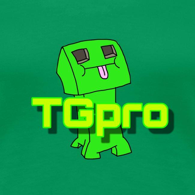 TGpro Creeper logo