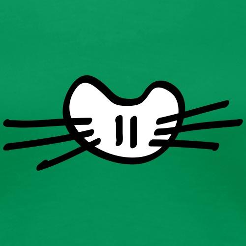 Poesja, the Lovely Kitten - Women's Premium T-Shirt