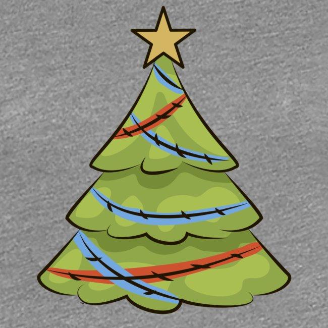 Christmas tree, tree, christmas, new year