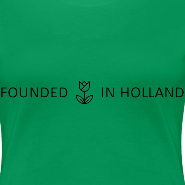 logofoundedinholland