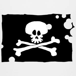 Pirate Flag - Børne premium T-shirt