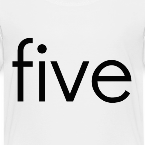 fiveb - Kids' Premium T-Shirt