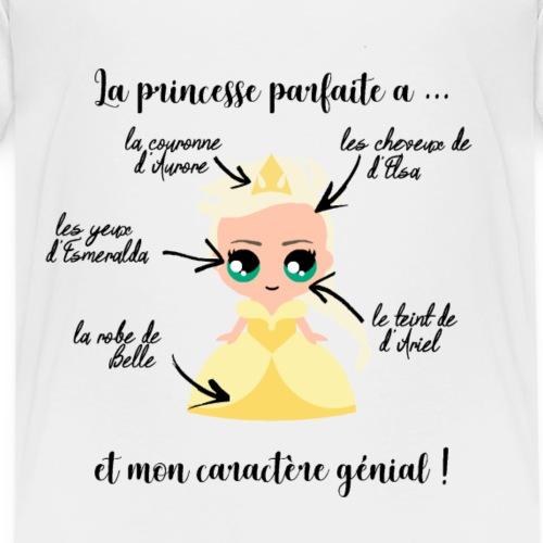 Princesse parfaite - T-shirt Premium Enfant
