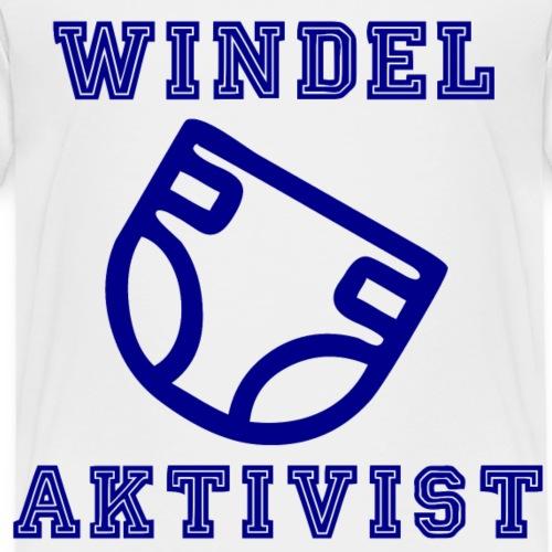 Windel Aktivist 1 - Kinder Premium T-Shirt