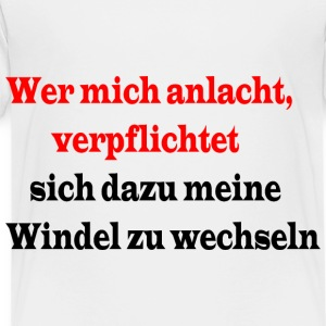 Volle Windel - Kinder Premium T-Shirt