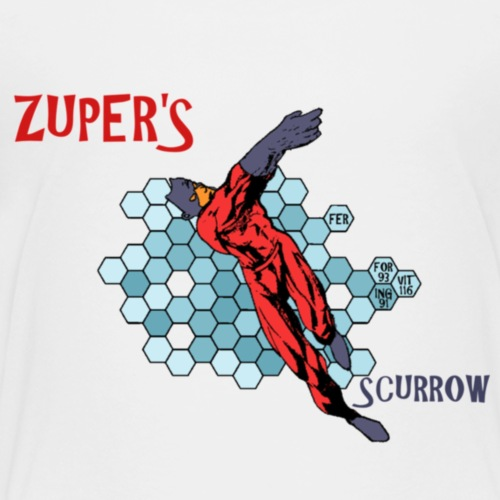 zupersscurrow - T-shirt Premium Enfant