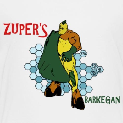 zupersbarkegan - T-shirt Premium Enfant