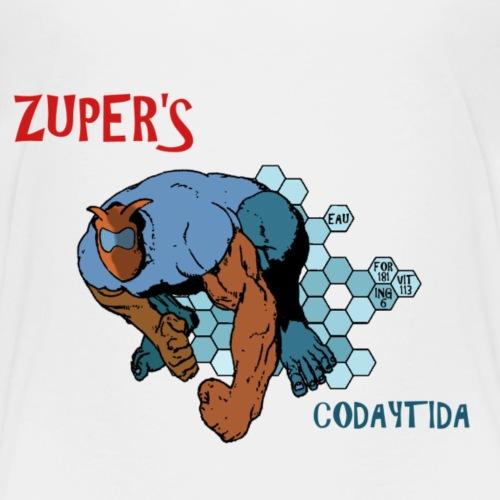 zuperscodaytida - T-shirt Premium Enfant