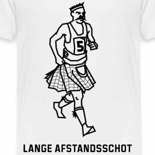 Lange Afstandsschot - Kinderen Premium T-shirt