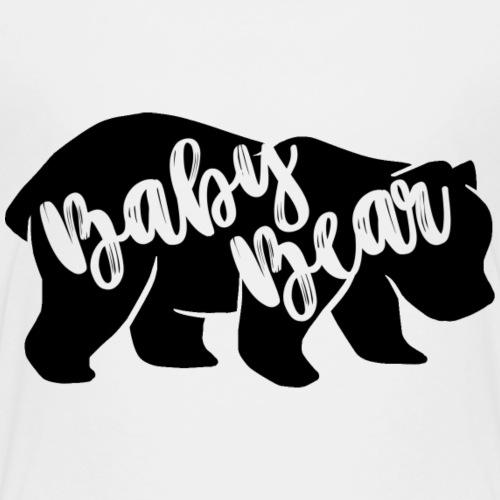 Baby Bear - für Eltern-Baby-Partnerlook - Kinder Premium T-Shirt