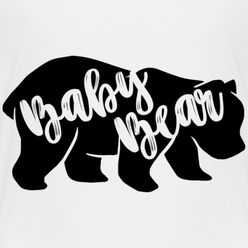 Baby Bear - für Eltern-Baby-Partnerlook - Kids' Premium T-Shirt
